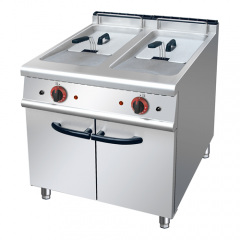 HEF Electric Fryer With Cabinet