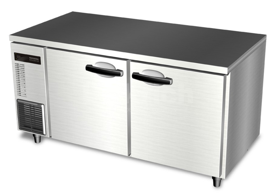 Stainless steel Freezer Bench