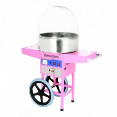 HGC Gas Candy Floss Machine with Cart