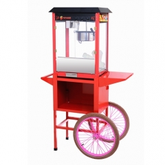 HP Popcorn Machine with Cart