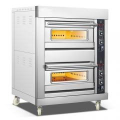 WFC Classic 2 Layer with 2 Trays Gas Oven
