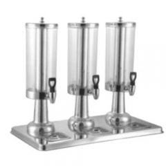 JET Stainless Steel Cylindrcal Beverage Dispenser(All-Steel)