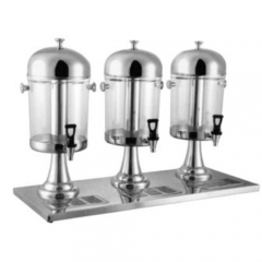 JET Stainless Steel Round Beverage Dispenser(All-Steel)