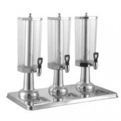 JET Stainless Steel Octagonal Beverage Dispenser(All-Steel)
