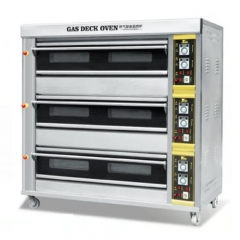 YXQ GAS DECK OVEN