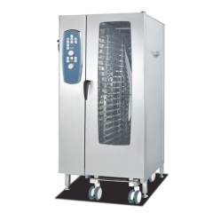 Manual Com bi - steamer Series