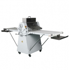 BDQ Floor Type Dough Sheeter With Automatic Flour Duster