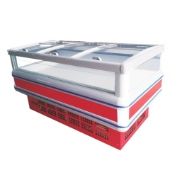 GHL Single Side Island Freezer